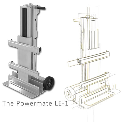 Powermate Le 1 Stair Climber Hire Online
